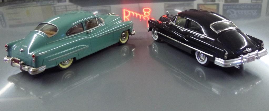 Diecast Car Forums - General Motors' Large Body Sedanettes