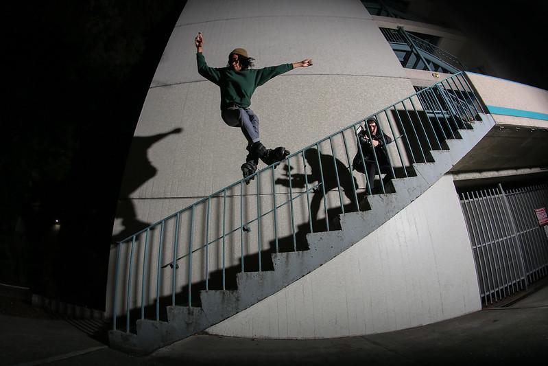 Philip Moore / Alley-oop Unity / San Francisco