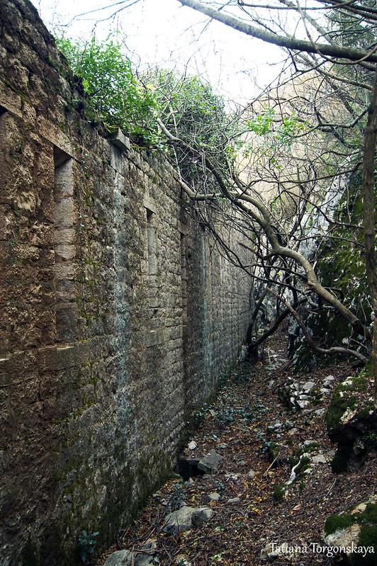 Задняя стена