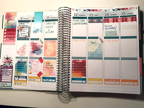 I am so embarrassed of this planner obsession.