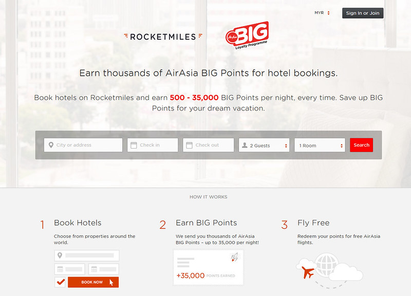 rocketmiles airasia big