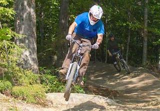 Downhill mountain biking (mountsunapee.com)
