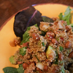 Quinoa-Avocado Salad with Pinto Beans and Salsa