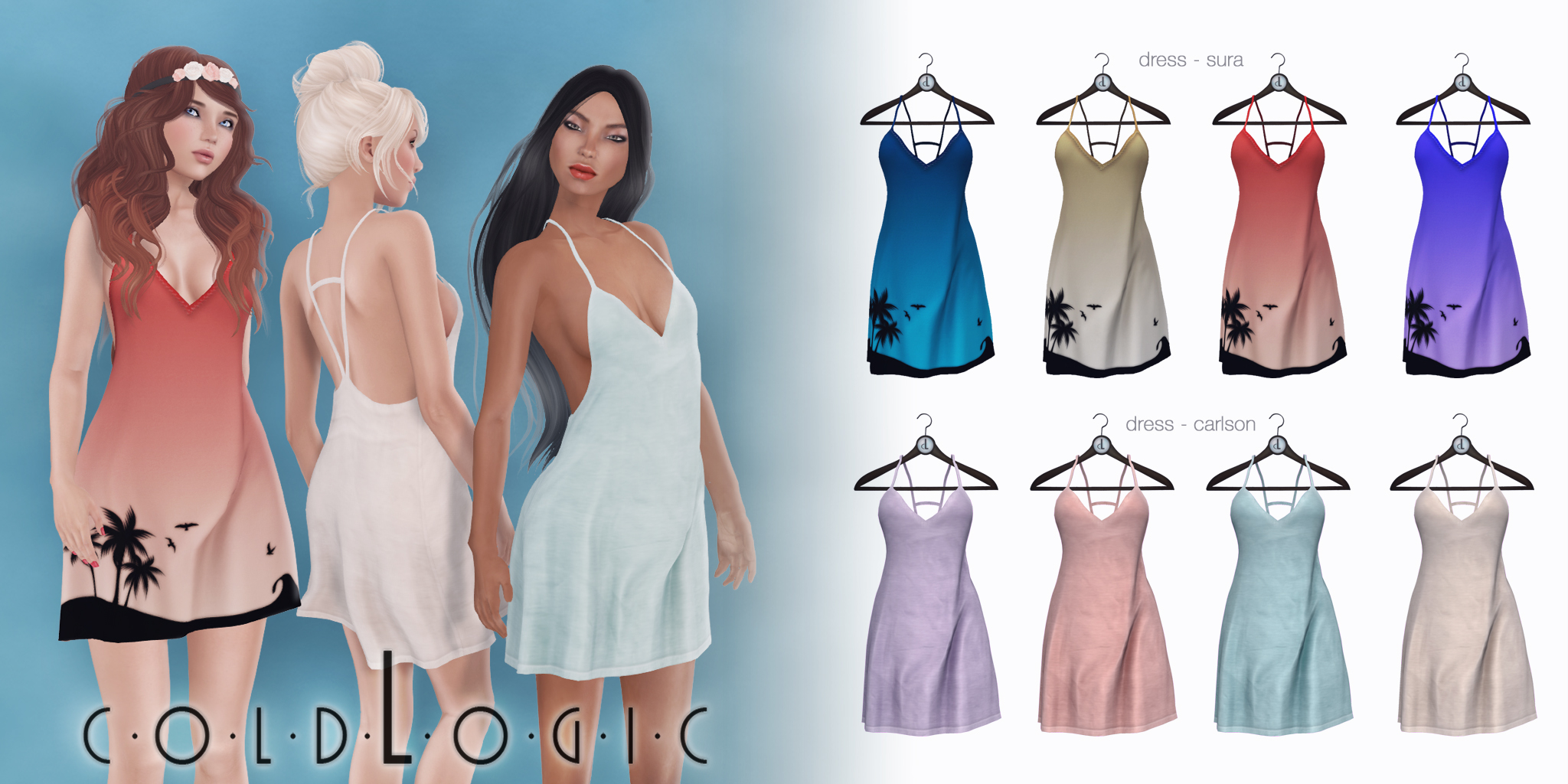 coldLogic dress - sura & carlson