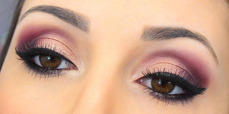 1-maquiagem em tons de roxo jana taffarel sempre glamour