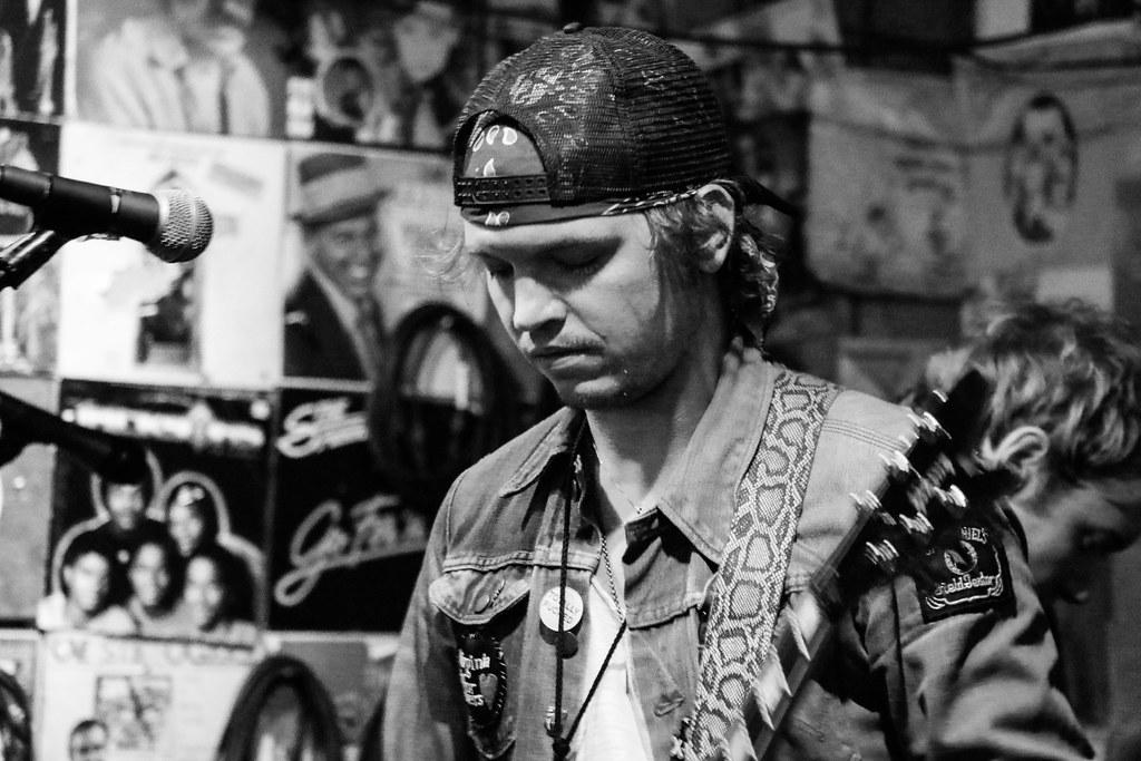 Josh Berwanger Band at O'Leaver's | June 12, 2015