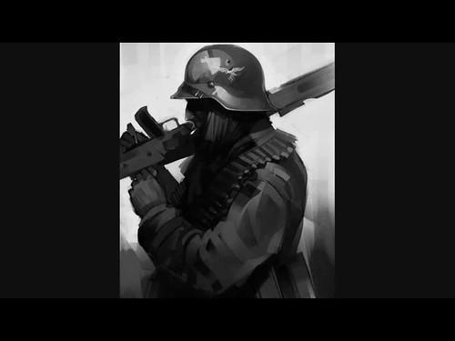 Erwin Rommel and his 'Afrika Korps' (HD+цвет)-1