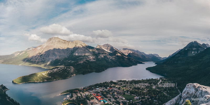 waterton lakes park