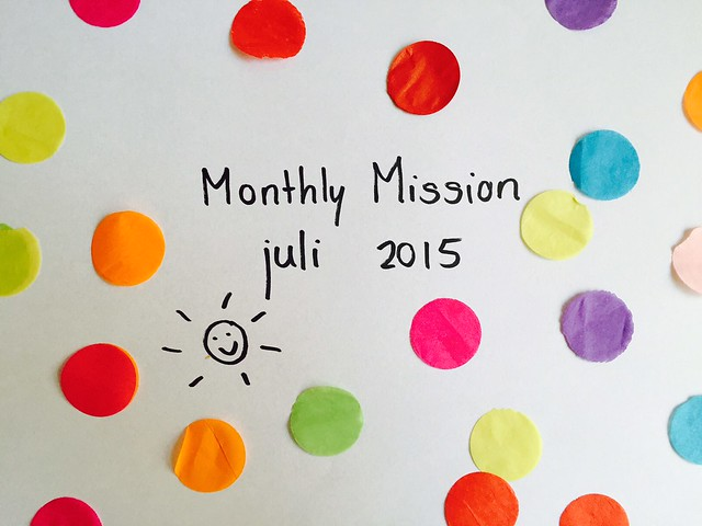 monthly mission