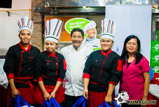 Idol Sa Kusina Chef Boy Logro