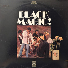 BLACK MAGIC!:WHERE LOVE IS(JACKET A)