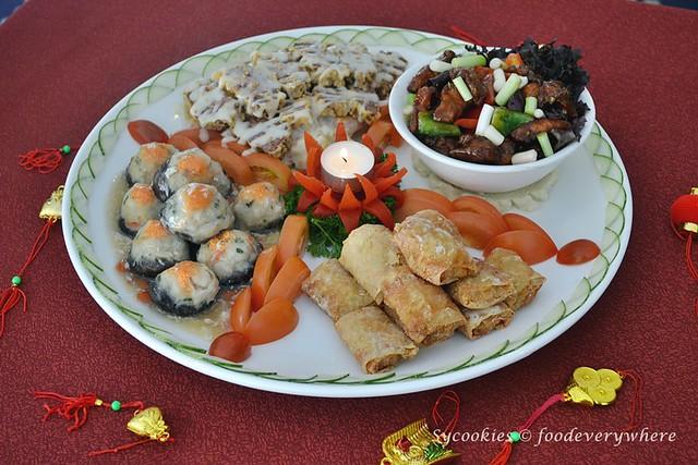 2.Lunar New Year Culinary Delight @ Silka Hotel Cheras