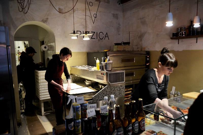 Budapest paras pizza Pizzica