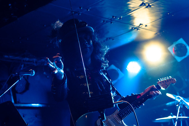 Coal Tar Moon live at ShowBoat, Tokyo, 01 Feb 2017 -00275