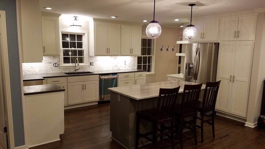By K.C. Custom Cabinets Complete Kitchen Remodel In Leawood!   By K.C.  Custom Cabinets