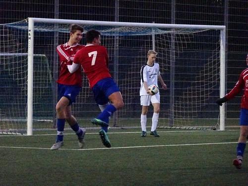 VfR Hangelar U19 5:3 SF Aegidienberg U19