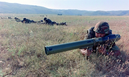 Les F.A.R. en Bosnie  IFOR, SFOR et EUFOR Althea 32557728170_2b32ae5a8f_o