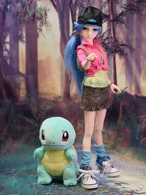 Pokemon trainer