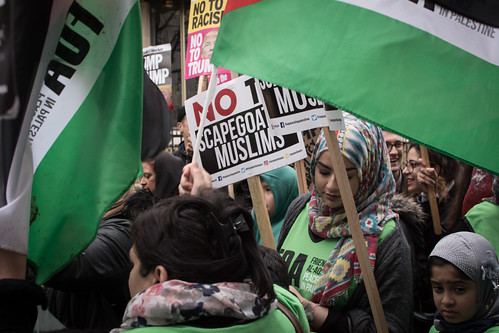 No to scapegoating Muslims