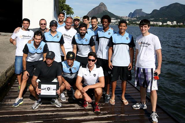 Remo 121 anos, Botafogo