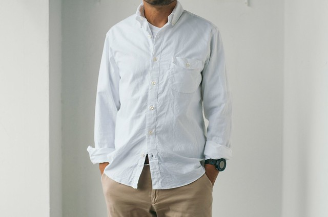 SUPIMA COTTON OXFORD