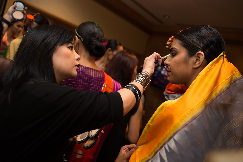 IIFA bts mac makeup09