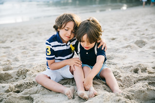 Santa Monica family photographer | by alwaysgenevieve