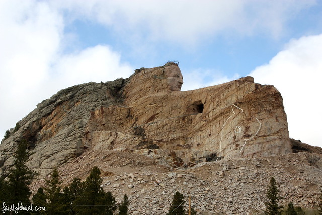 MidWestRoadTrip_Crazy Horse Memorial_feistyharriet_June 2015 (3)