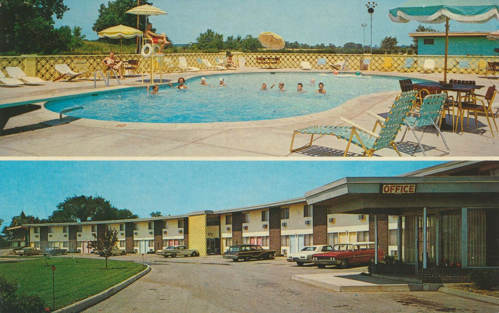 Rainbow Motel - Burlington, Wisconsin