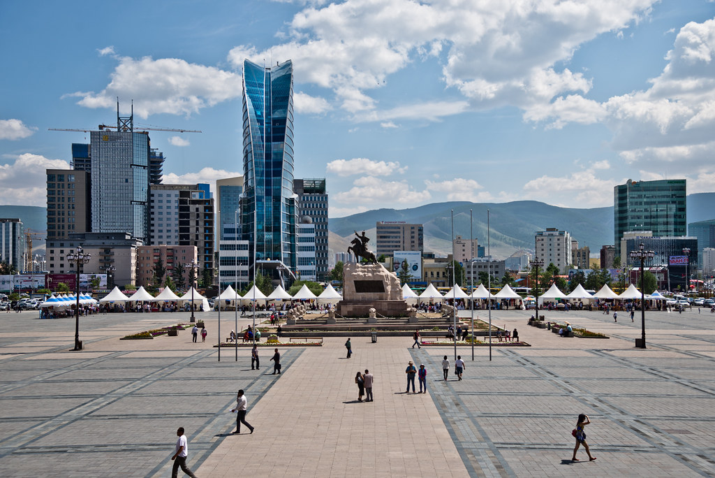 "Ulaanbaatar – The ""Eye"" Of Mongolia"