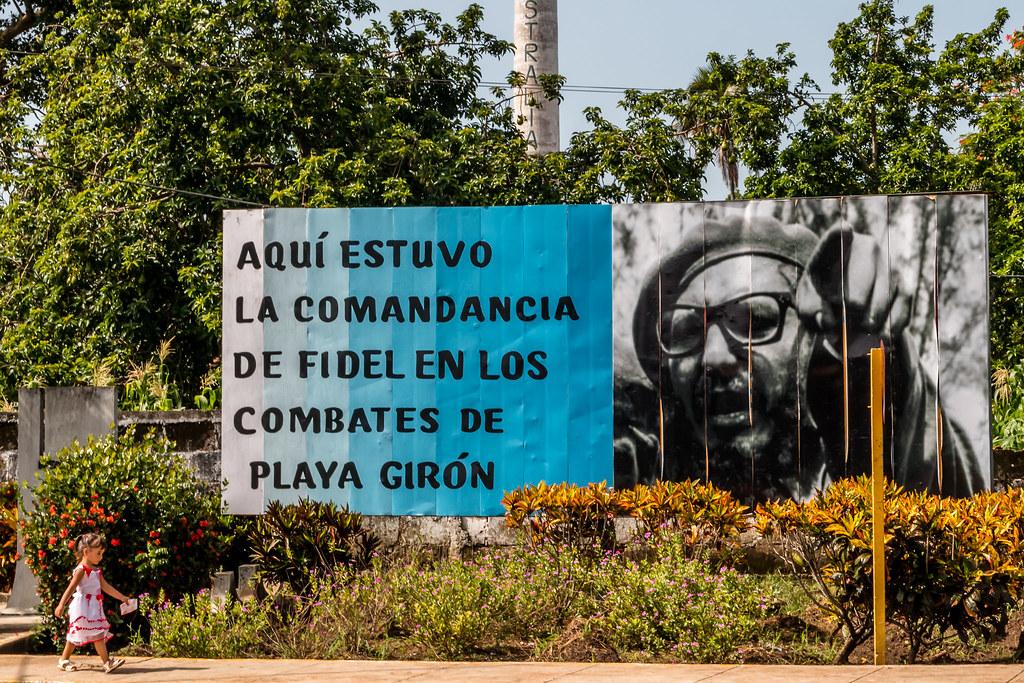 Lieu du QG de Fidel lors de la Baie des Cochons - [Cuba]