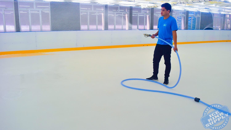 Ice Skating Rink - Hong Kong, China