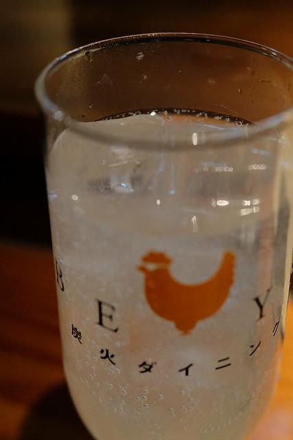 ショウガをたっぷり使った健康サワー ABEYA Nakameguro 18