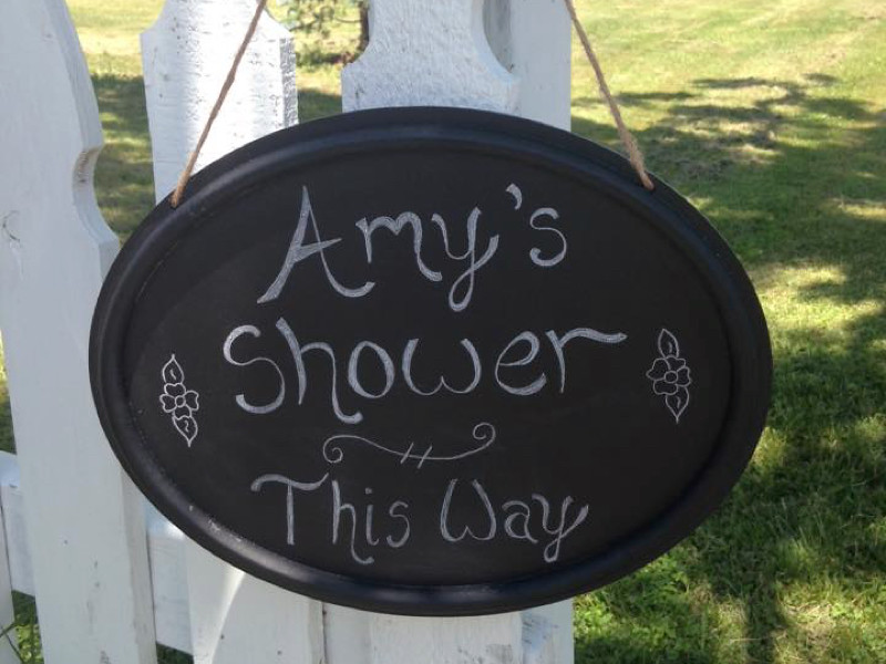 Amy's Bridal Shower
