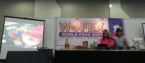 World Food Expo (WOFEX) Mindanao 2015 Photos Chef Jackie Laudico and Chef Roland Laudico - Davao Food Trips IMG_20150625_133516-1