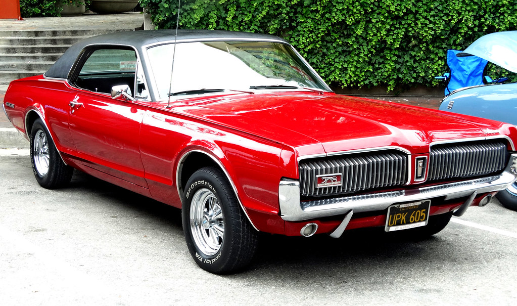 Mercury Cougar Car Seat Covers
