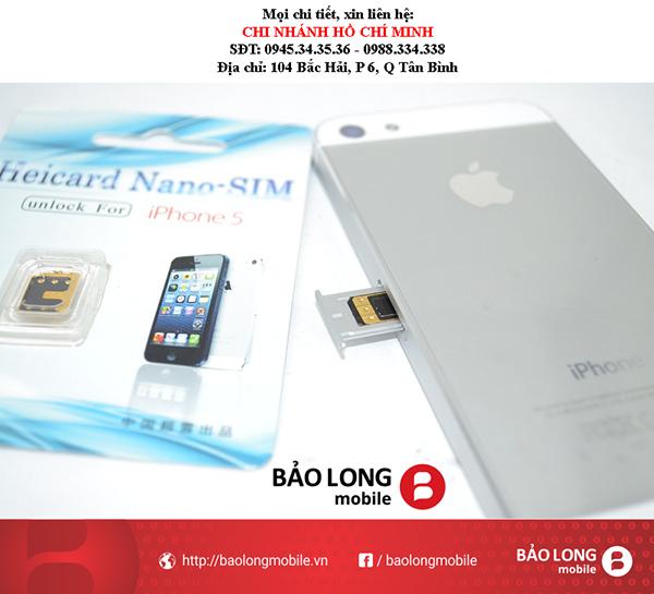 Thắc mắc về tình trạng giá thành của sim ghép iPhone không ổn định của các cửa hiệu ở tại SG