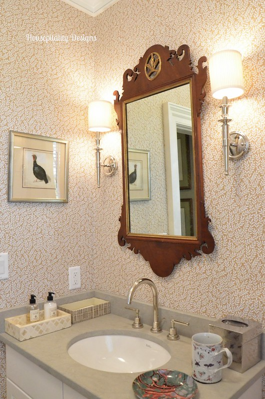 Powder Room-2015 Southern Living Idea House-Housepitality Designs