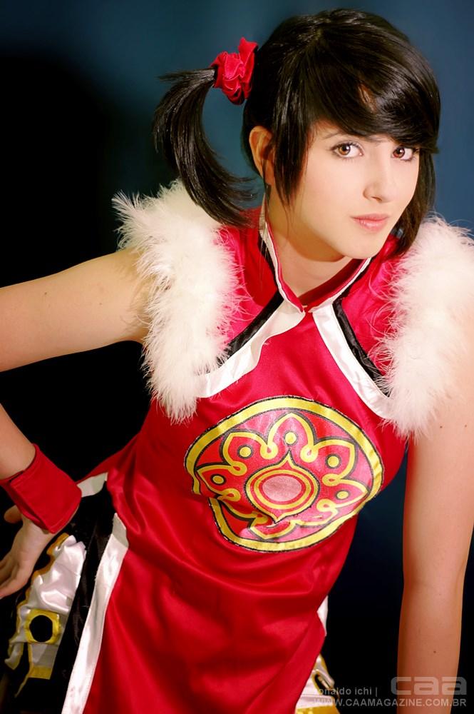 Ling Xiaoyu | TEKKEN 5