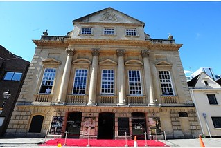 Bristol Old Vic theater...20/06/2010..Picture: Simon Galloway/Staff..Bristol News & Media
