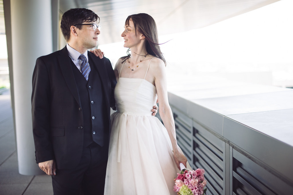 Downtown Seattle City Hall Elopement | Liz Morrow Studios