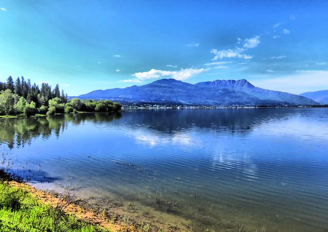 Lake HDR 20150616