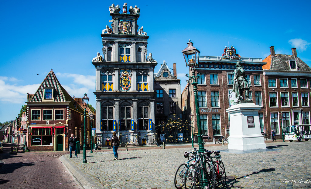 2015 Hoorn Roode Steen Square This Is The Heart And