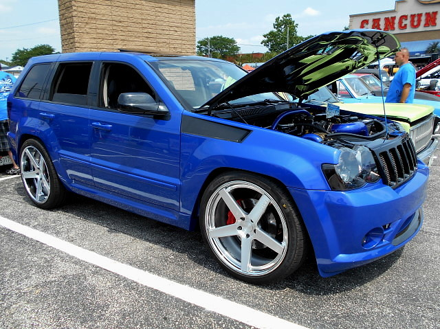 2009 jeep grand cherokee srt8 twizted intentions md cruise flickr. Black Bedroom Furniture Sets. Home Design Ideas