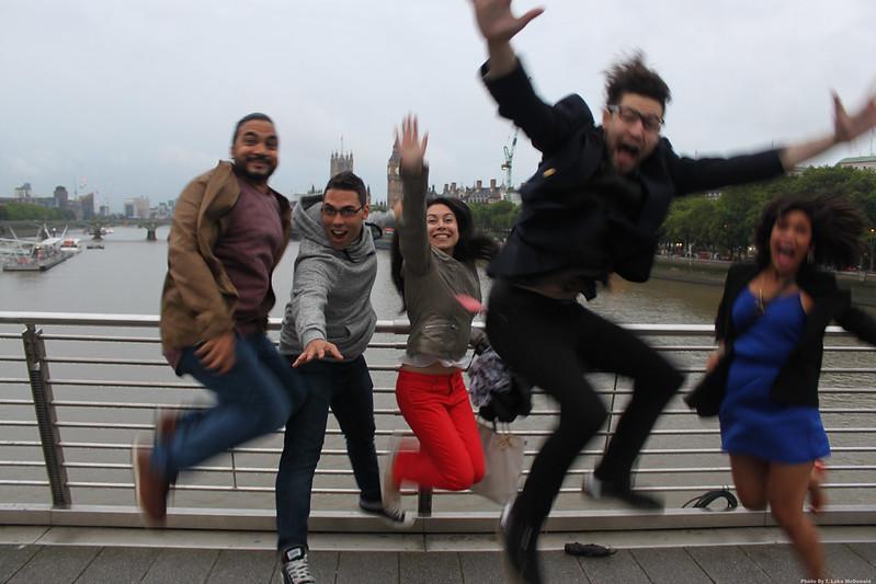 2015 MCNY MBA Field Study trip to Frankfurt and London