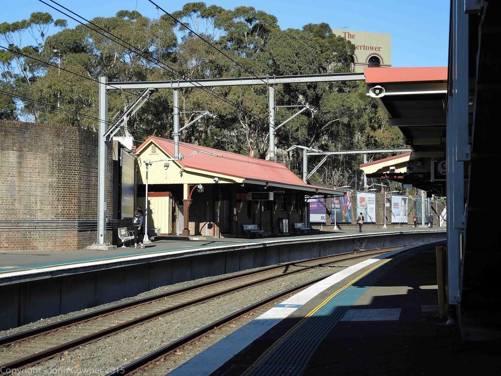 redfern station - photo #12