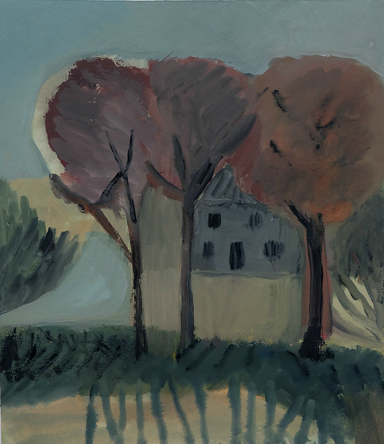 grey cottage by acers