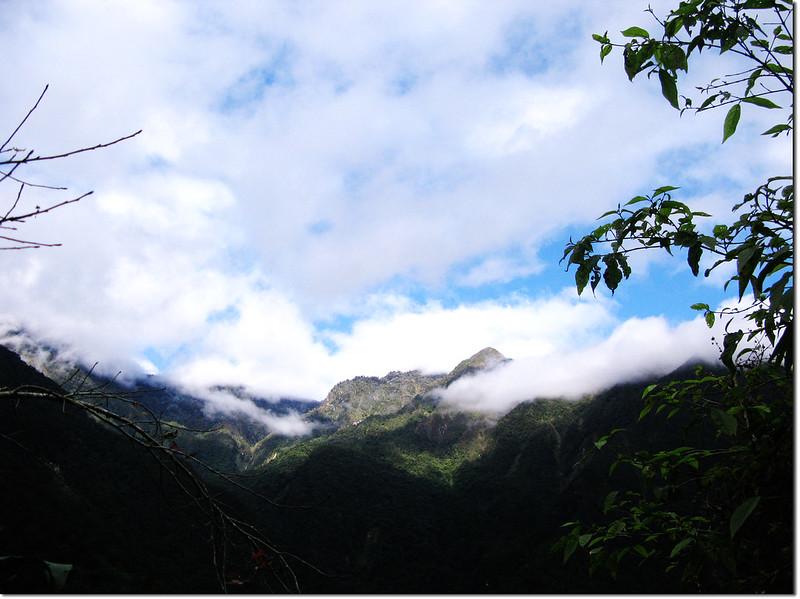 登山途中山景 3
