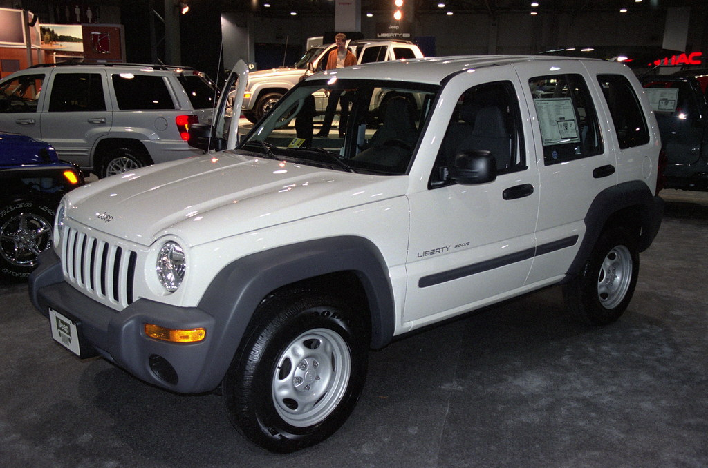 2003 Jeep Liberty Sport >> 2003 Jeep Liberty Sport My2003 Jeep Liberty Sport At The W