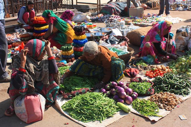 рынки Индии